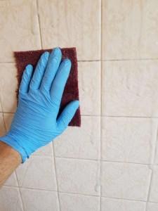 How to clean enamel bath? 1