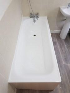 How to clean enamel bath? 4