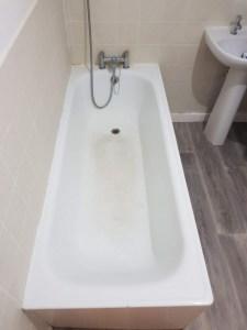 How to clean enamel bath? 3