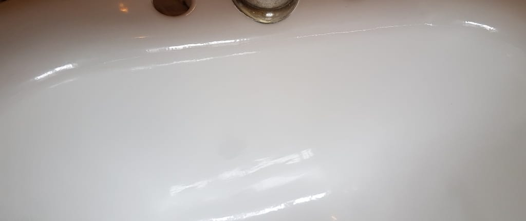 A nicer way of covering tap holes. 10