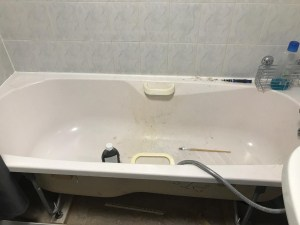 5 common examples of acrylic shower tray repair and acrylic bath repair. 15