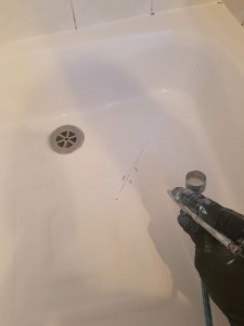 5 common examples of acrylic shower tray repair and acrylic bath repair. 8