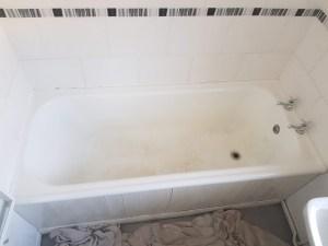 Caerphilly bath resurfacing