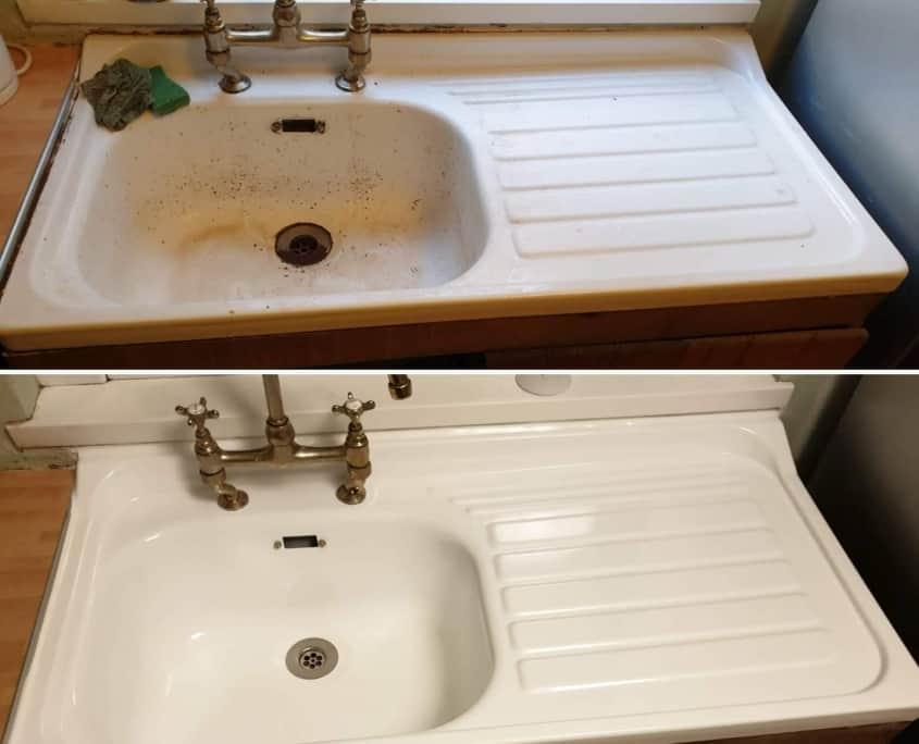 Bath Enamel Repair 7