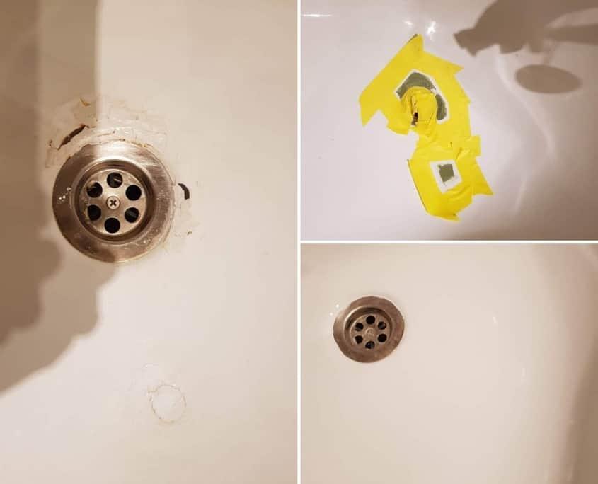 Bath Enamel Repair 9
