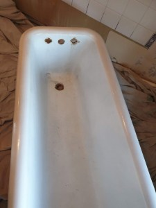 bath before resurfacing in Highbridge