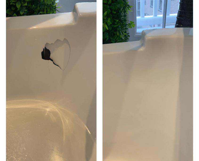 Bath Enamel Repair 13